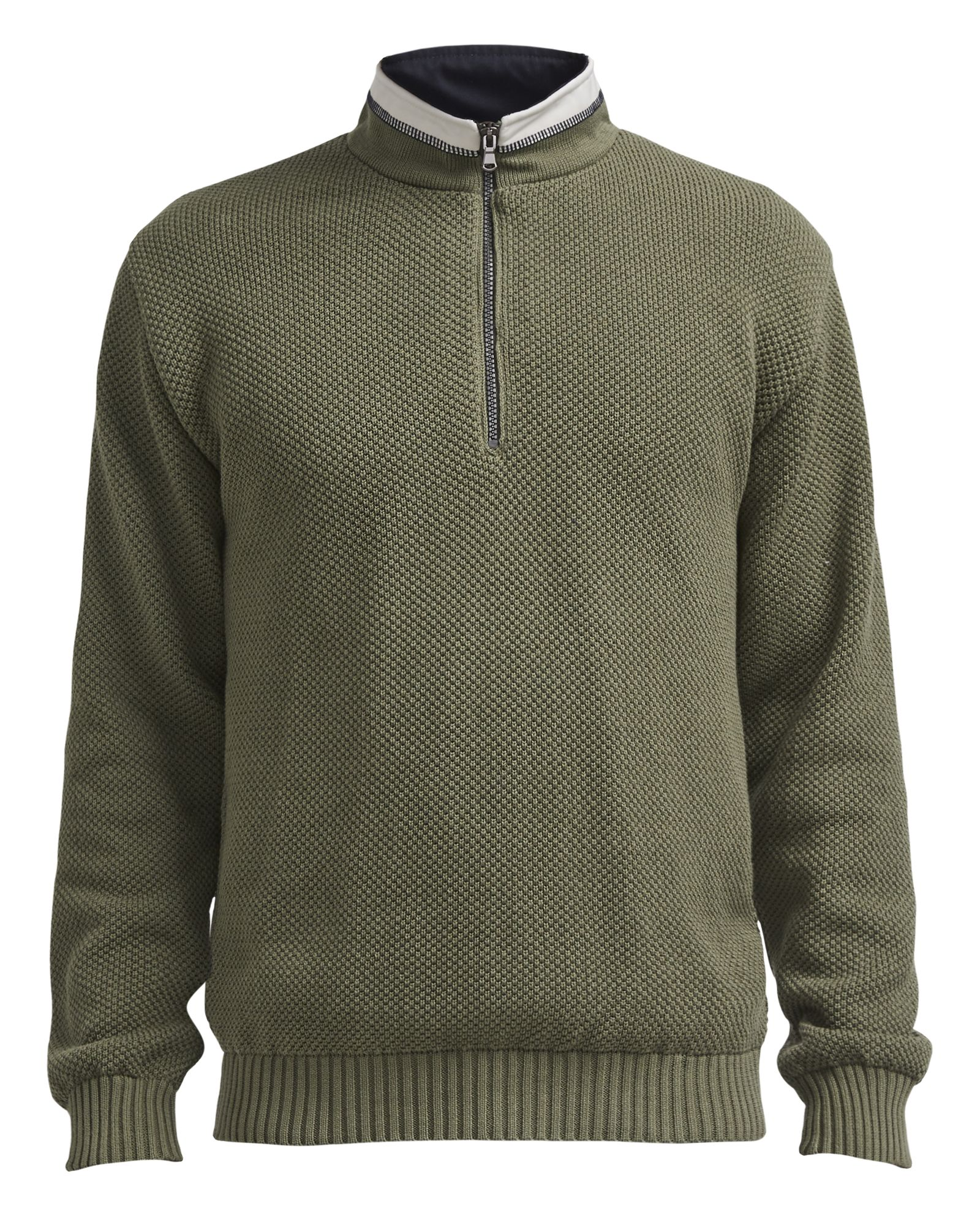 Classic WP Knitted windproof sweater cotton Holebrook